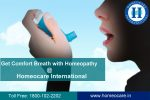 Know the Asthma triggers & get free with Homeopathy