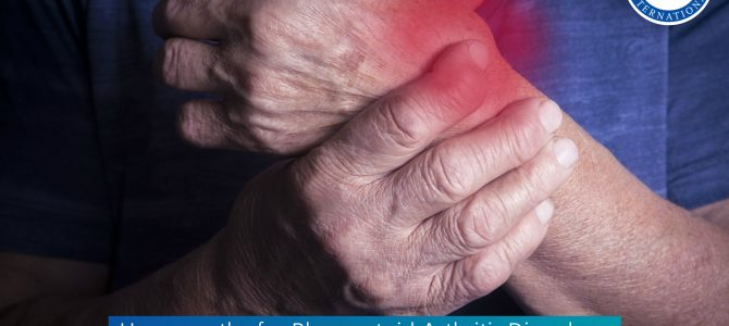 Rheumatoid Arthritis Treatment at Homeocare International